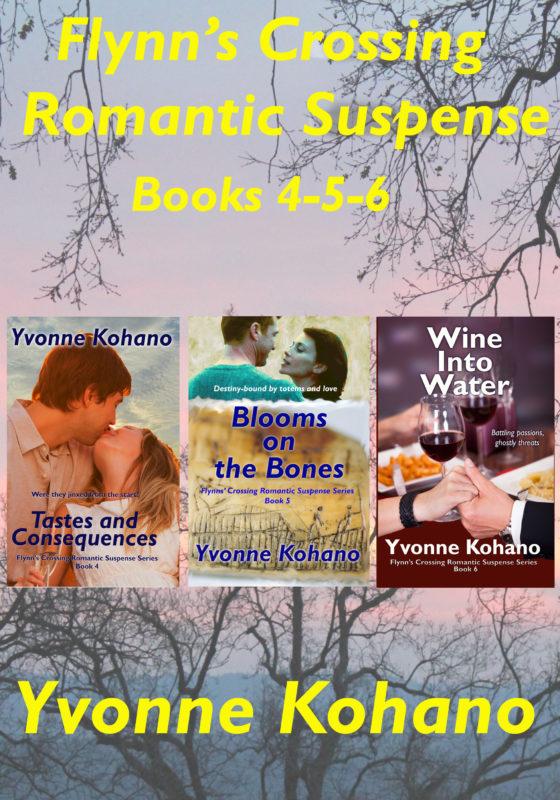 Flynn's Crossing Romantic Suspense Box Set: Books 4-5-6