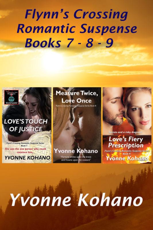 Flynn's Crossing Romantic Suspense Box Set: Books 7-8-9