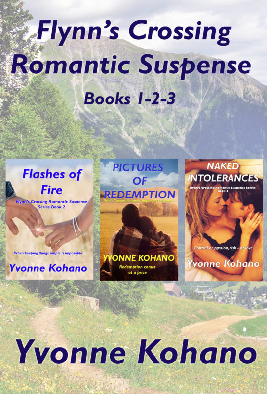Flynn's Crossing Romantic Suspense Box Set: Books 1-2-3